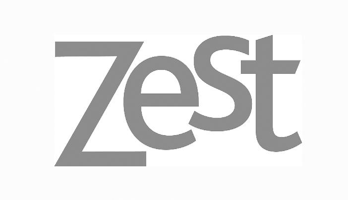 Zest Magazine Logo